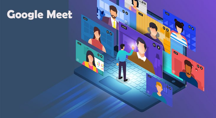 Un nou produs Google Meet premium video meeting – gratuit