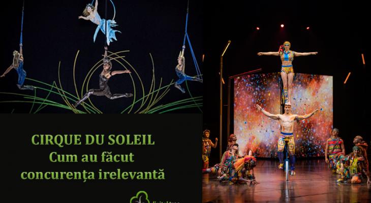 Cirque du Soleil – Oceanul albastru