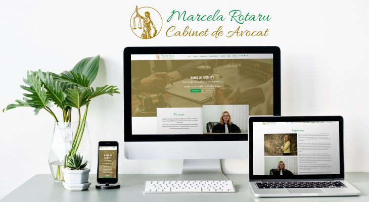 Website avocatrotaru.ro